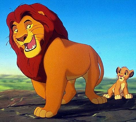 小狮子辛巴头像