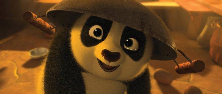 【观后感】功夫熊猫2:平心静气熊霸天下!