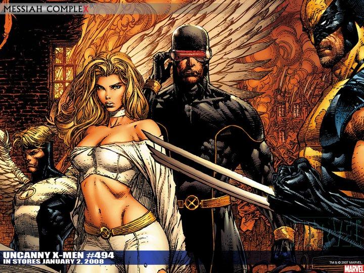 交zooskool兽x人-在《X战警:金钢狼》中也有出现爱玛这角色,由女星托塔海娜托兹