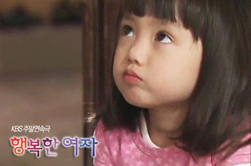 韩剧超可爱小童星朴思朗
