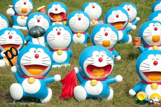 哆啦A夢誕生前100年特展 :: 照片 ::