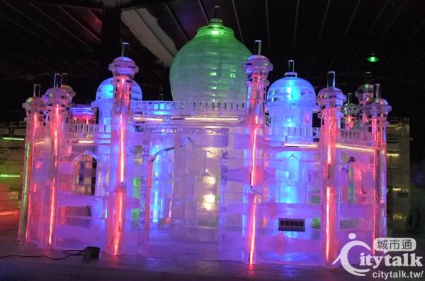 <2014冰雪世界>國際哈爾濱冰雕師,把台灣變成零下18度... - 藝文活動遊記版 ::透可小鎮::Citytalk城市通