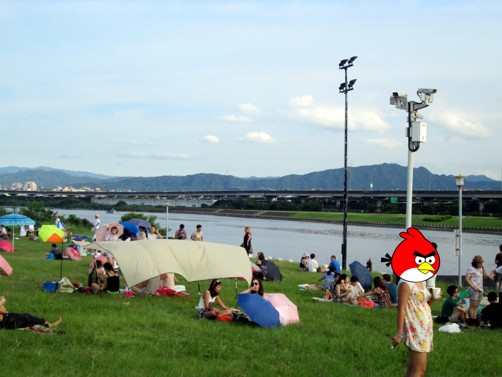 2014 tlc 台北野餐日 --- 阳光普照欢乐周末野餐日
