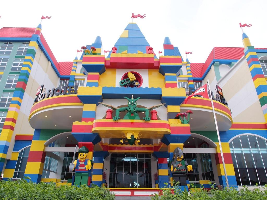 全亚洲首座乐高乐园就在马来西亚,七大主题园区玩到疯