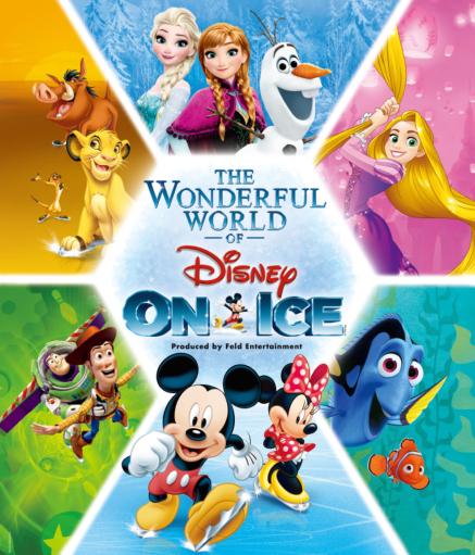 [售票]2017《冰上迪士尼 - 繽紛奇妙世界》-封面
