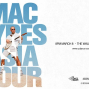 2019 MAC AYRES LIVE IN TAIPEI 台北THE WALL公館-封面