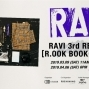 RAVI 3rd REAL 2019 台北演唱會 [R.OOK BOOK] IN TAIPEI-封面