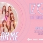 IZ*ONE 1ST CONCERT 2019台北演唱會【EYES ON ME】in TAIPEI-封面