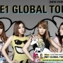 2NE1 GLOBAL TOUR 2012 - NEW EVOLUTION IN TAIWAN-封面