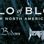 Children Of Bodom 死神之子 Halo Of Blood 2014亞洲巡迴台北場-封面