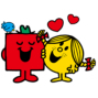 MR.MEN LITTLE MISS Line貼圖免費送!!-封面