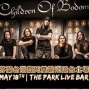 Children Of Bodom Vs. DieSear 台灣聯合公演-封面
