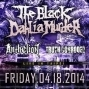 Day of Reckoning 2014:The Black Dahlia Murder 黑色-封面