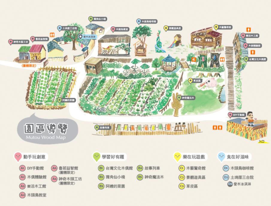 【觀光工廠】老樹根魔法木工坊DIY體驗-封面