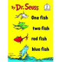 Caty & Dillon《One Fish, Two Fish by Dr. Suess》-封面