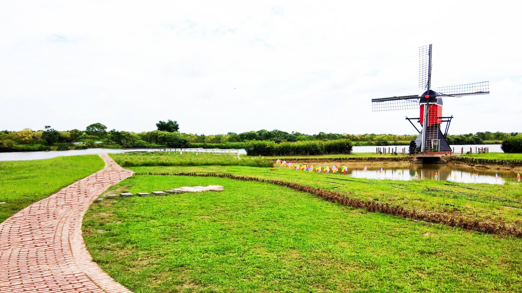 活动资讯 - 荷兰村风车节 台南德元埤 2014