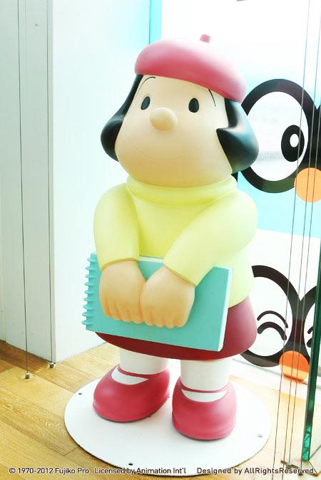 【哆啦a梦】人物主角之一:胖虎妹妹小珠《香港展出图片参考》